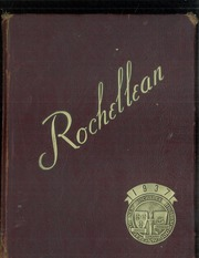 New Rochelle High School - Rochellean Yearbook (New Rochelle, NY) online yearbook collection, 1937 Edition, Page 1