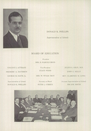 Page 10, 1950 Edition, New Rochelle High School - Rochellean Yearbook (New Rochelle, NY) online yearbook collection