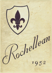 New Rochelle High School - Rochellean Yearbook (New Rochelle, NY) online yearbook collection, 1952 Edition, Page 1