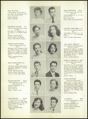 Page 24, 1952 Edition, New Rochelle High School - Rochellean Yearbook (New Rochelle, NY) online yearbook collection