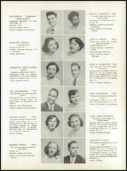 Page 27, 1952 Edition, New Rochelle High School - Rochellean Yearbook (New Rochelle, NY) online yearbook collection