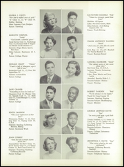 Page 29, 1952 Edition, New Rochelle High School - Rochellean Yearbook (New Rochelle, NY) online yearbook collection