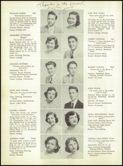 Page 32, 1952 Edition, New Rochelle High School - Rochellean Yearbook (New Rochelle, NY) online yearbook collection