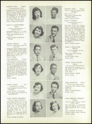 Page 33, 1952 Edition, New Rochelle High School - Rochellean Yearbook (New Rochelle, NY) online yearbook collection