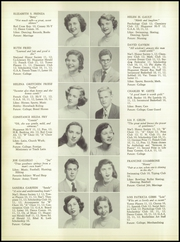 Page 34, 1952 Edition, New Rochelle High School - Rochellean Yearbook (New Rochelle, NY) online yearbook collection