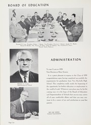 Page 10, 1959 Edition, New Rochelle High School - Rochellean Yearbook (New Rochelle, NY) online yearbook collection