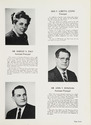 Page 11, 1959 Edition, New Rochelle High School - Rochellean Yearbook (New Rochelle, NY) online yearbook collection