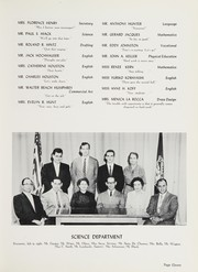 Page 15, 1959 Edition, New Rochelle High School - Rochellean Yearbook (New Rochelle, NY) online yearbook collection