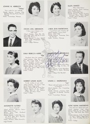 Page 24, 1959 Edition, New Rochelle High School - Rochellean Yearbook (New Rochelle, NY) online yearbook collection