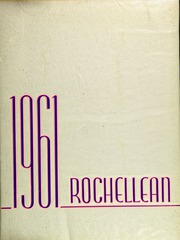 New Rochelle High School - Rochellean Yearbook (New Rochelle, NY) online yearbook collection, 1961 Edition, Page 1