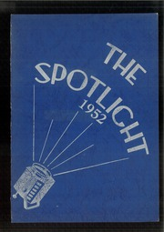 1952 Edition, Southwestern Central High School - Centralian Yearbook (Jamestown, NY)