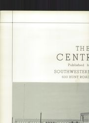 Page 6, 1955 Edition, Southwestern Central High School - Centralian Yearbook (Jamestown, NY) online yearbook collection