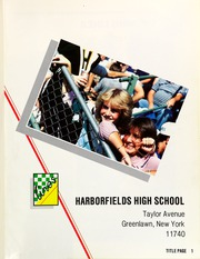 Page 5, 1985 Edition, Harborfields High School - Harborlight Yearbook (Greenlawn, NY) online yearbook collection