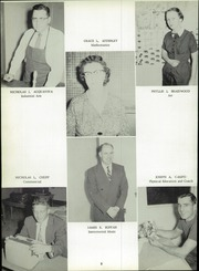 Page 12, 1958 Edition, Frankfort Schuyler Central High School - Maroon Log Yearbook (Frankfort, NY) online yearbook collection