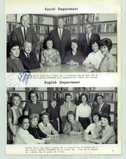 Page 15, 1963 Edition, Cheektowaga Junior Senior High School - Centorial Yearbook (Cheektowaga, NY) online yearbook collection