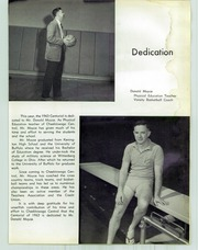 Page 9, 1963 Edition, Cheektowaga Junior Senior High School - Centorial Yearbook (Cheektowaga, NY) online yearbook collection