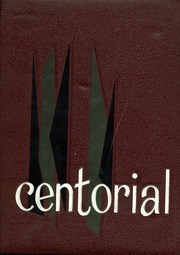 1965 Edition, Cheektowaga Junior Senior High School - Centorial Yearbook (Cheektowaga, NY)