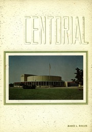 1966 Edition, Cheektowaga Junior Senior High School - Centorial Yearbook (Cheektowaga, NY)