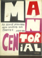 1971 Edition, Cheektowaga Junior Senior High School - Centorial Yearbook (Cheektowaga, NY)