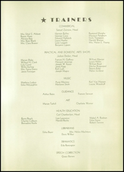 Page 11, 1938 Edition, Franklin High School - Key Yearbook (Rochester, NY) online yearbook collection