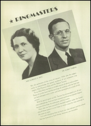 Page 14, 1938 Edition, Franklin High School - Key Yearbook (Rochester, NY) online yearbook collection