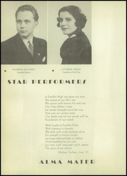 Page 8, 1938 Edition, Franklin High School - Key Yearbook (Rochester, NY) online yearbook collection