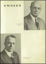 Page 9, 1938 Edition, Franklin High School - Key Yearbook (Rochester, NY) online yearbook collection