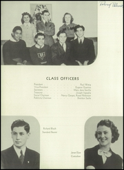 Page 16, 1939 Edition, Franklin High School - Key Yearbook (Rochester, NY) online yearbook collection