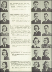 Page 17, 1939 Edition, Franklin High School - Key Yearbook (Rochester, NY) online yearbook collection