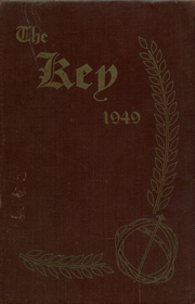 Page 1, 1949 Edition, Franklin High School - Key Yearbook (Rochester, NY) online yearbook collection