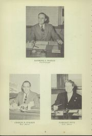 Page 12, 1949 Edition, Franklin High School - Key Yearbook (Rochester, NY) online yearbook collection