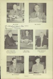 Page 13, 1949 Edition, Franklin High School - Key Yearbook (Rochester, NY) online yearbook collection