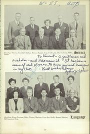 Page 15, 1949 Edition, Franklin High School - Key Yearbook (Rochester, NY) online yearbook collection