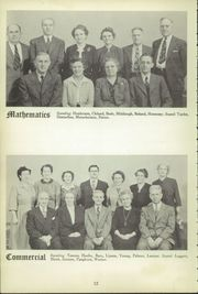 Page 16, 1949 Edition, Franklin High School - Key Yearbook (Rochester, NY) online yearbook collection