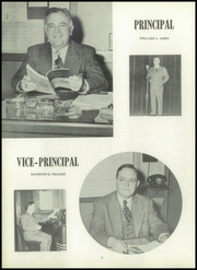 Page 10, 1950 Edition, Franklin High School - Key Yearbook (Rochester, NY) online yearbook collection