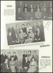 Page 13, 1950 Edition, Franklin High School - Key Yearbook (Rochester, NY) online yearbook collection