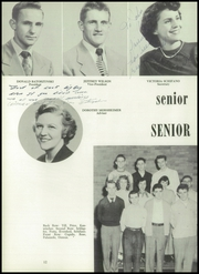 Page 16, 1950 Edition, Franklin High School - Key Yearbook (Rochester, NY) online yearbook collection