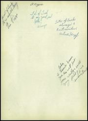 Page 4, 1950 Edition, Franklin High School - Key Yearbook (Rochester, NY) online yearbook collection