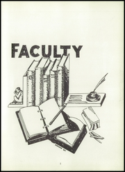 Page 9, 1950 Edition, Franklin High School - Key Yearbook (Rochester, NY) online yearbook collection