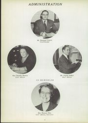Page 10, 1953 Edition, Franklin High School - Key Yearbook (Rochester, NY) online yearbook collection