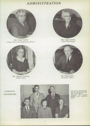 Page 11, 1953 Edition, Franklin High School - Key Yearbook (Rochester, NY) online yearbook collection