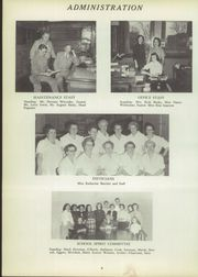 Page 12, 1953 Edition, Franklin High School - Key Yearbook (Rochester, NY) online yearbook collection