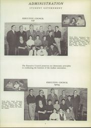 Page 13, 1953 Edition, Franklin High School - Key Yearbook (Rochester, NY) online yearbook collection