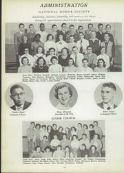 Page 14, 1953 Edition, Franklin High School - Key Yearbook (Rochester, NY) online yearbook collection