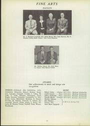 Page 16, 1953 Edition, Franklin High School - Key Yearbook (Rochester, NY) online yearbook collection