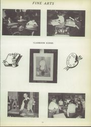 Page 17, 1953 Edition, Franklin High School - Key Yearbook (Rochester, NY) online yearbook collection