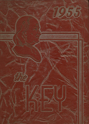 1955 Edition, Franklin High School - Key Yearbook (Rochester, NY)