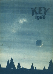 1956 Edition, Franklin High School - Key Yearbook (Rochester, NY)