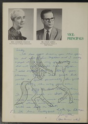 Page 10, 1960 Edition, Franklin High School - Key Yearbook (Rochester, NY) online yearbook collection