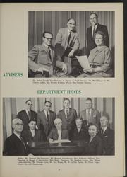 Page 11, 1960 Edition, Franklin High School - Key Yearbook (Rochester, NY) online yearbook collection